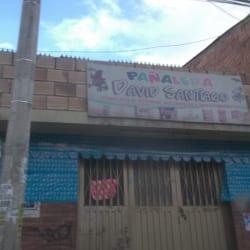 Pañalera David Santiago en Bogotá