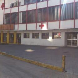 Cruz Roja en Santiago