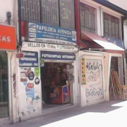 Papelería Avenida en Bogotá