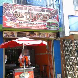 Parrilla Santandereana el Antojo  en Bogotá