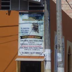 Parroquia Jesucristo Señor De La Paz en Bogotá