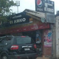 Botillería El Kako - Melipilla en Santiago