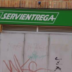 Servientrega La Estancia Calle 15 en Bogotá