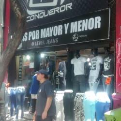 Conqueror Jeans en Santiago