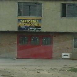 Tapiceria Automotriz Multilujos en Bogotá