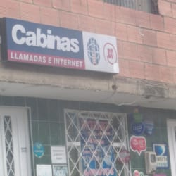 Cabinas Llamadas e Internet Carrera 89 en Bogotá