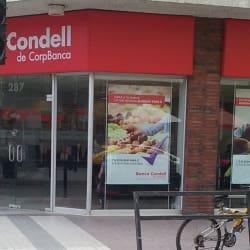 Banco Condell Melipilla en Santiago