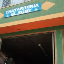 Chatarreria el Ruby en Bogotá