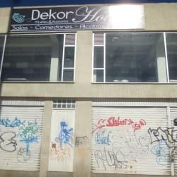Dekor House en Bogotá