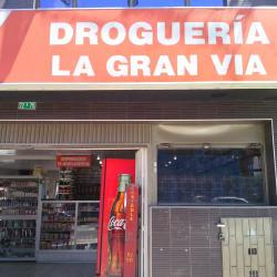 Droguería La Gran Via en Bogotá
