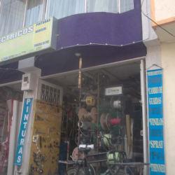 Ferrelectricos LAN en Bogotá