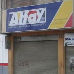 AlfaY en Bogotá