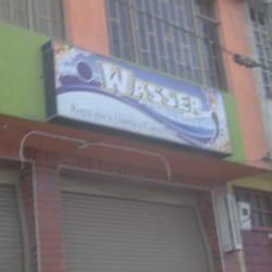 Wasser en Bogotá