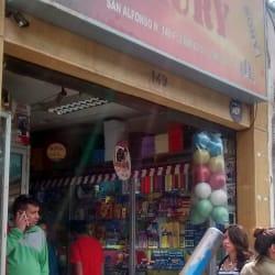 Distribuidora Maury en Santiago