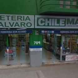 Ferretería Don Álvaro en Santiago