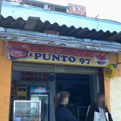 Bar Restaurante Punto 97 en Bogotá