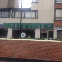 Notaría 10 - Calle 100 en Bogotá