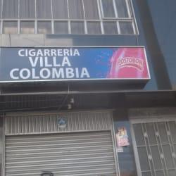 Cigarreria Villa Colombia en Bogotá