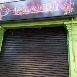 D lirium Bar en Santiago