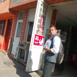 Cafeteria  Carrera 78h en Bogotá