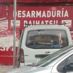 Desarmaduria Daihatsu en Santiago