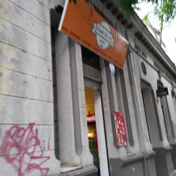 Hamburguesas Donde La Tia en Santiago