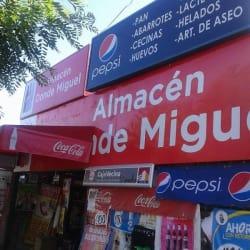 Almacén Donde Miguel en Santiago