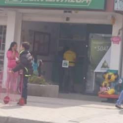 Servientrega Calle 56F en Bogotá