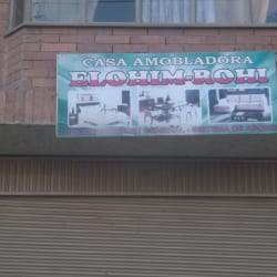 Casa Amobladora Elohim-Rohi en Bogotá