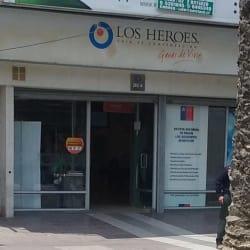 Caja de Compensacion Los Heroes Melipilla en Santiago