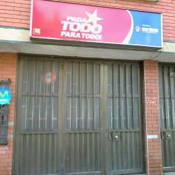 Paga todo Para Todo Calle 163A con 8C en Bogotá