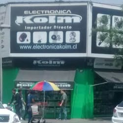Electronica Kolm - Local 2 en Santiago