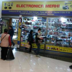 Electrónica Merhi en Santiago