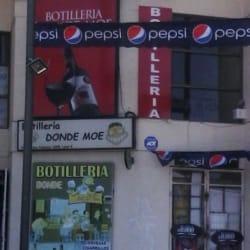 Botillería Donde Moe en Santiago