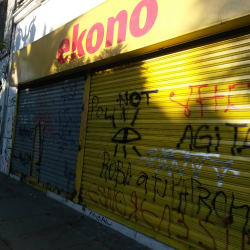 Supermercado Ekono - Brasil en Santiago