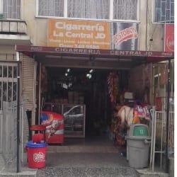 Cigarreria La Central JD en Bogotá
