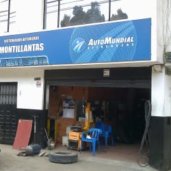 Auto Mundial  en Bogotá
