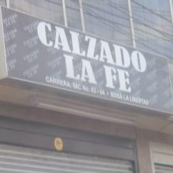 Calzado La Fe en Bogotá