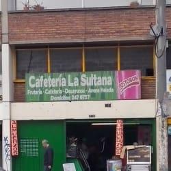 Cafeteria la Sultana  en Bogotá