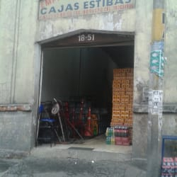 Empaques Canastas Calle 12  en Bogotá