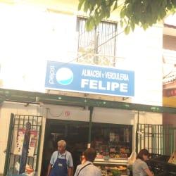 Felipe en Santiago