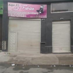 Aqui es la fabrica en Bogotá