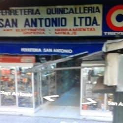 Ferreteria Quincallerias - San Antonio en Santiago