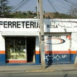Ferreteria Santa Rosa  en Santiago