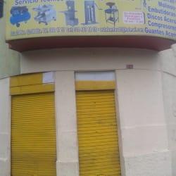 DIstrimolinos y Compresores en Bogotá