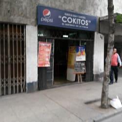 Fuente de Soda y Cafeteria Cokitos en Santiago