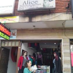 Boutique Alice  en Bogotá