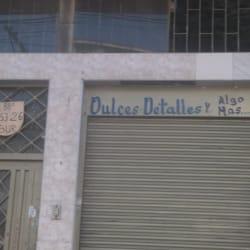 Dulces Detalles y Algo Mas... en Bogotá