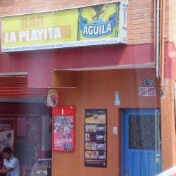 Bar La Playita  en Bogotá