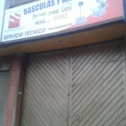 Basculas Balanzas Aca  en Bogotá